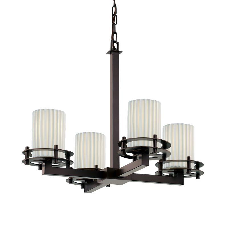 justice design group por 8200 10 plet dbrz dark bronze. Black Bedroom Furniture Sets. Home Design Ideas