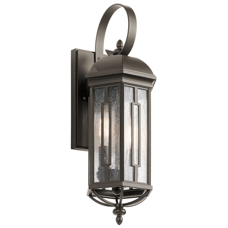 Kichler 49709OZ Olde Bronze Galemore 2 Light Outdoor Wall