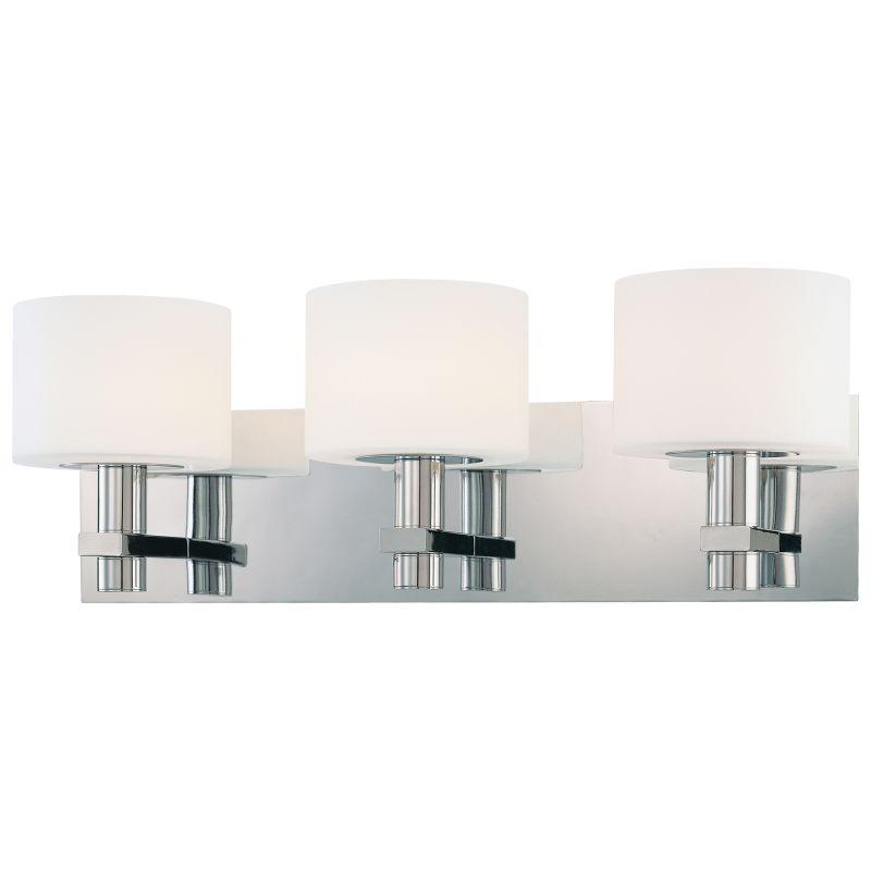 Bathroom Vanity Lights Facing Up : Kovacs P5193-077 Chrome 3 Light 21