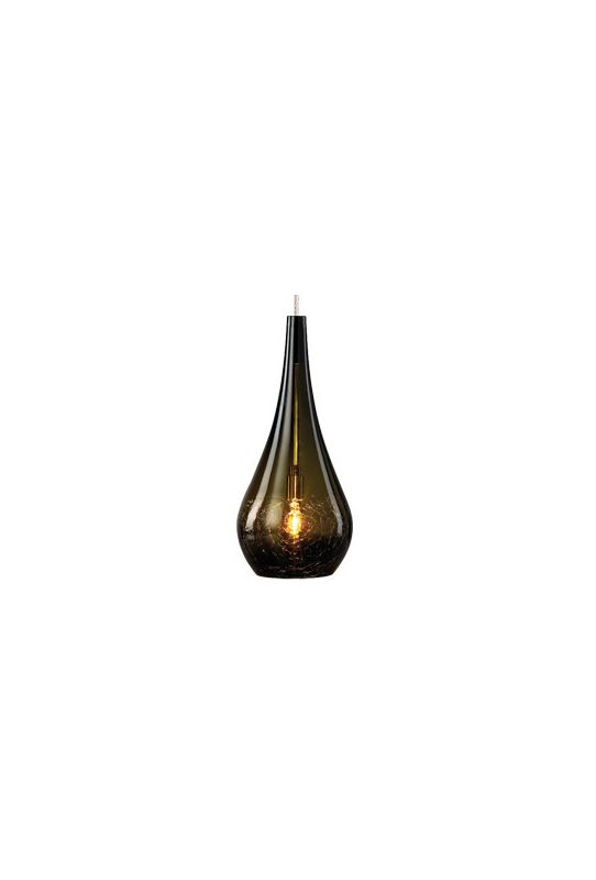 Lbl lighting hs467gr olive green single light tear shaped for S shaped track lighting