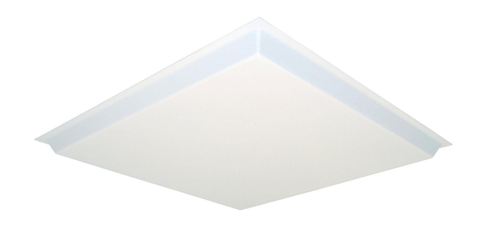 "Buy Lithonia Lighting Online: Lithonia Lighting D2SBDDROP2 White 24"" X 24"" Dropped"