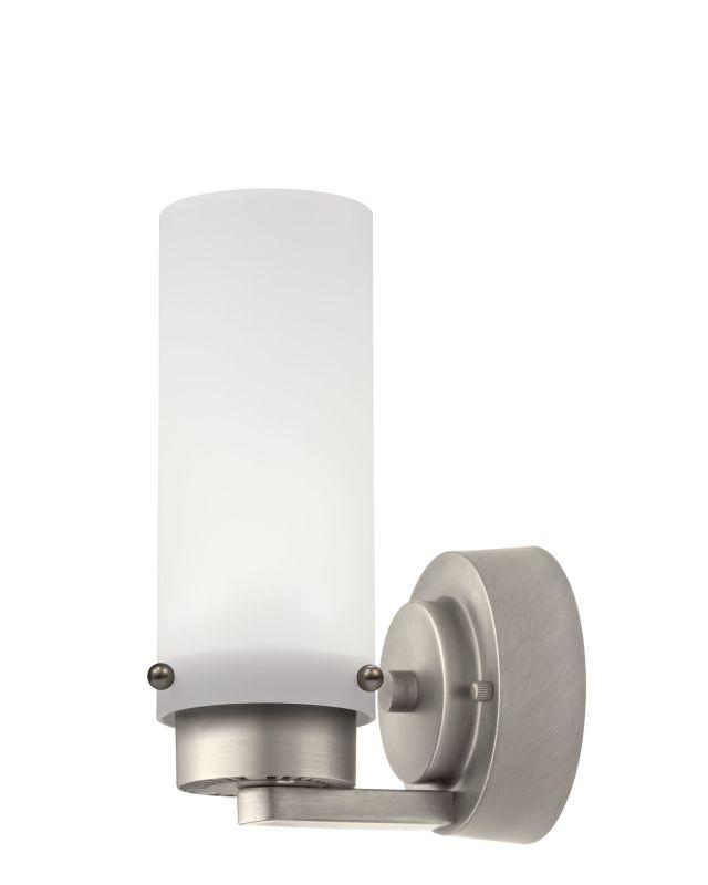 Lithonia Lighting Brushed Nickel Opal White 3 LED