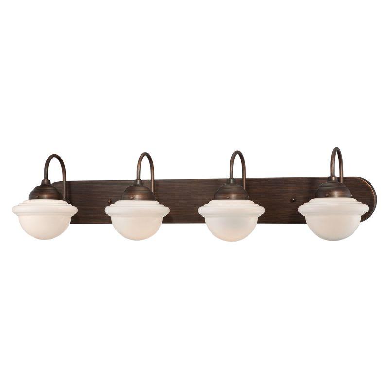 Millennium Lighting 5414-RBZ Rubbed Bronze Neo-Industrial