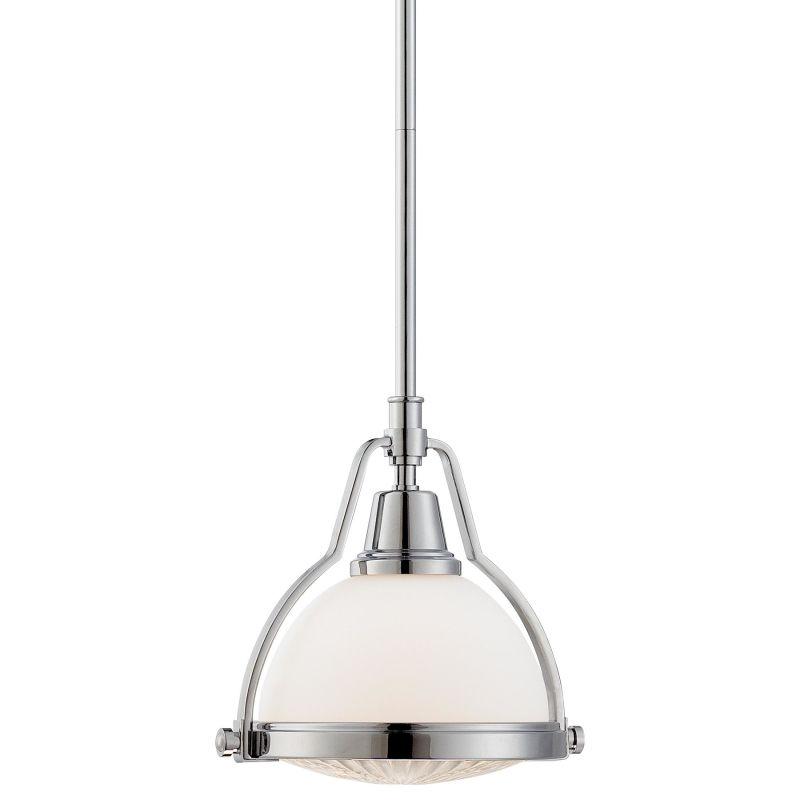Minka Mini Pendant Lighting : Minka lavery chrome light indoor mini pendant in