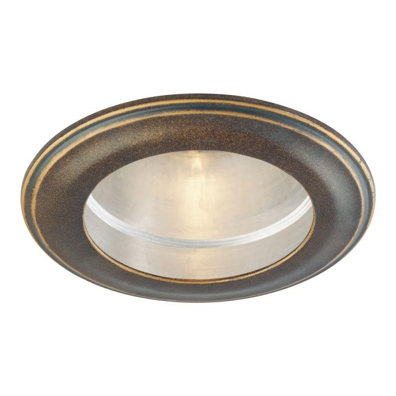 6 Bronze Recessed Light Trim
