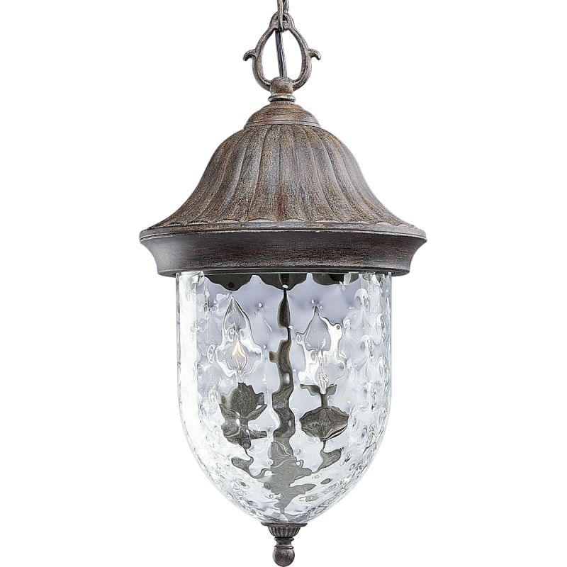 Landscape Lighting Replacement Glass : Progress lighting p fieldstone coventry two light