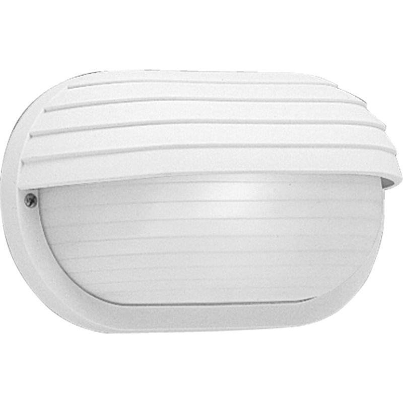 Progress Lighting P5706-30 White Polycarbonate 1 Light 6