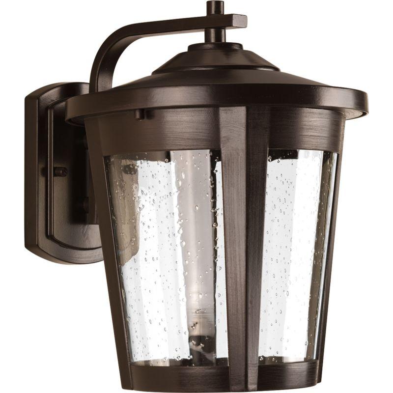 Cheap Outdoor Wall Lights: Progress Lighting P6079-3130K9 Black East Haven LED 1