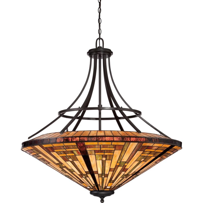 Quoizel Stephen Vintage Bronze Pendant Light | TFST2822VB ... |Quoizel Pendant Lighting