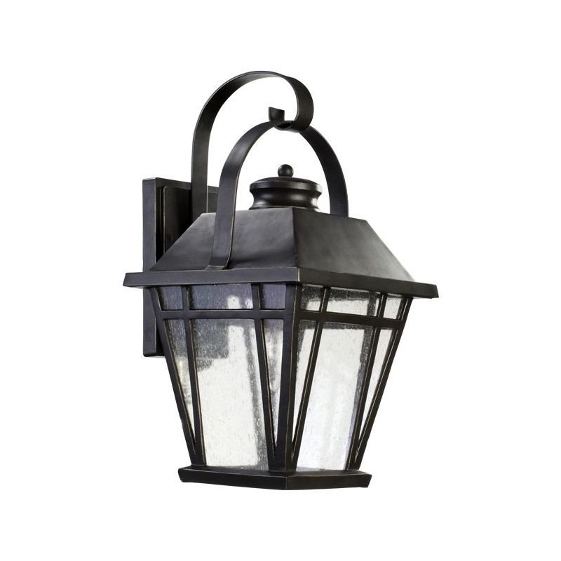 Quorum Wall Sconces : Quorum International 764-9-95 Old World Baxter 1 Light Outdoor Wall Sconce - LightingDirect.com