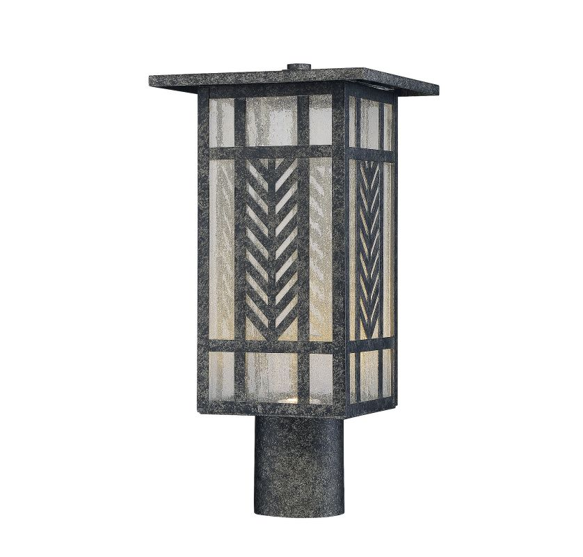 Savoy House 5 303 78 Graphite Waterton 1 Light Led Outdoor