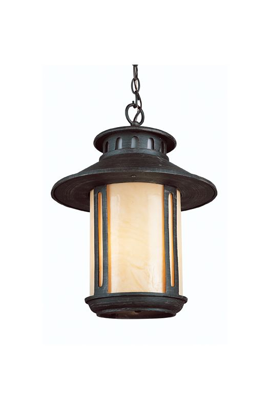 Trans Globe Lighting 5956 RT Rust Craftsman Mission Two