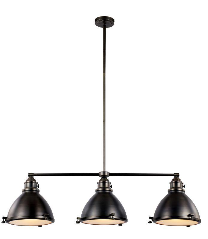 Trans Globe Lighting Pnd 1007 Pn Polished Nickel Vintage 3