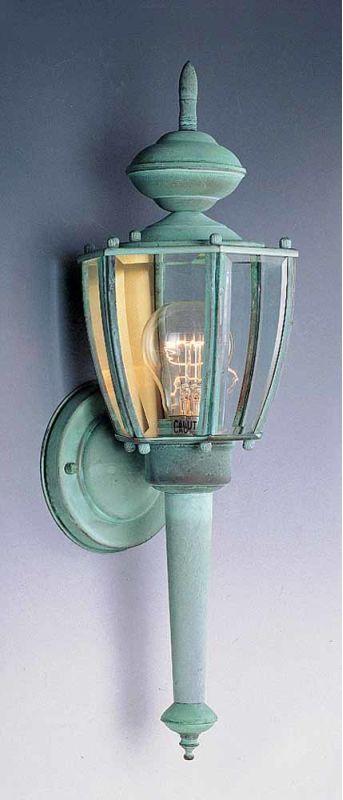 Volume Lighting V9211 14 Verde Green 1 Light 18 25 Quot Height