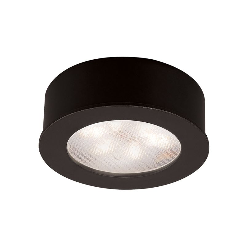 WAC Lighting HR LED87 27 BK Black 225 Wide 2700K High