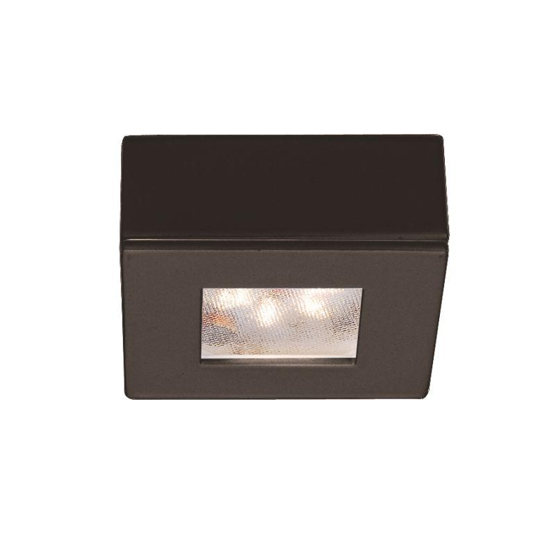 high output led square under cabinet puck light. Black Bedroom Furniture Sets. Home Design Ideas
