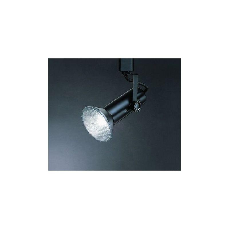 "Wac Track Lighting: WAC Lighting HTK-188-BK Black Line Voltage 4.75"" Wide 1"
