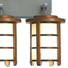 Shop Craftsman / Mission Bath Lights