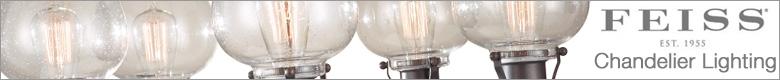 Feiss Chandeliers Lightingdirect Com