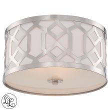 Jennings 3 Light Flush Mount Ceiling Fixture