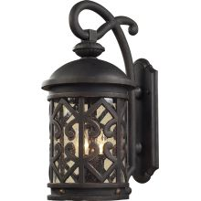 Tuscany Coast 2 Light Outdoor Wall Sconce