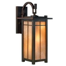 Capistrano Three-Light Outdoor Wall Sconce