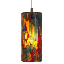 LBL Lighting Abbey Grande Blue-Amber-Red 26W