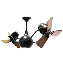 "Vent Bettina 44"" Rotational Ceiling Fan - Blades and Wall Control Included"