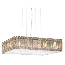 "20"" Wide 16 Light Chandelier from the Quantum Collection"