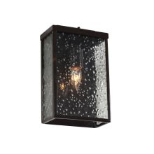 Mission You Outdoor Frosted One Light Small Wall Sconce