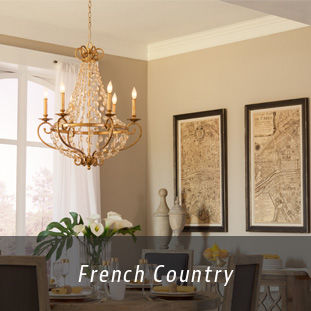 Shop All Park Harbor French Country Style!