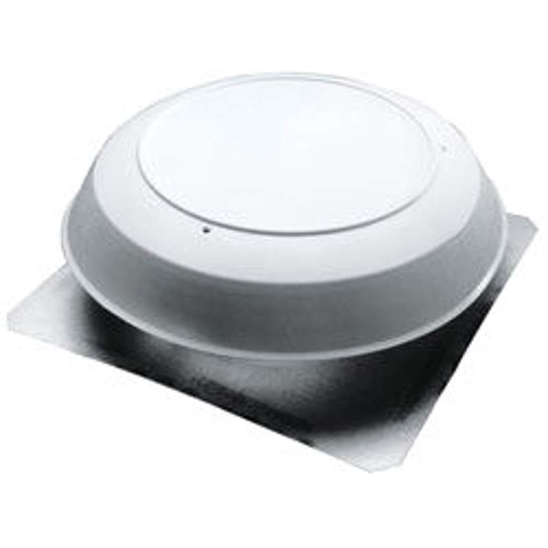 Broan 358 Aluminum Roof Mounted Powered Attic Fan 1200