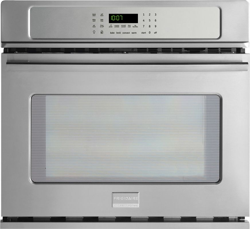 Frigidaire Fpew2785pf Stainless Steel 27 Inch 3 8 Cu Ft