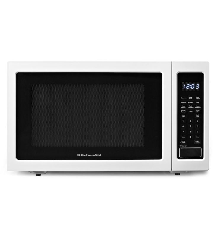 Countertop Microwave 22 Inches Wide : Stainless Steel 22 Inch Wide 1.6 Cu. Ft. Countertop Microwave ...