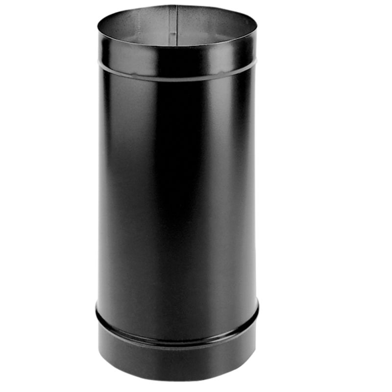 Duravent 10dbk 12 Black 10 Quot Inner Diameter Durablack