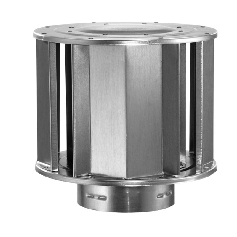 DuraVent 6GVVTH Aluminum Aluminum High Wind Cap With 6