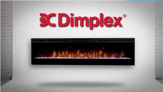 Dimplex Wall Mount Fireplace Blf7451