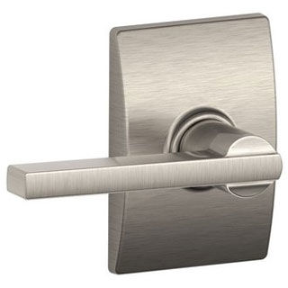 schlage century door levers levers knobs - Schlage Door Hardware
