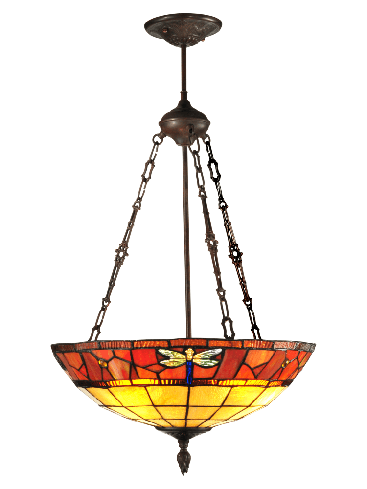 Dale Tiffany TH12230 Antique Bronze Pendant Light
