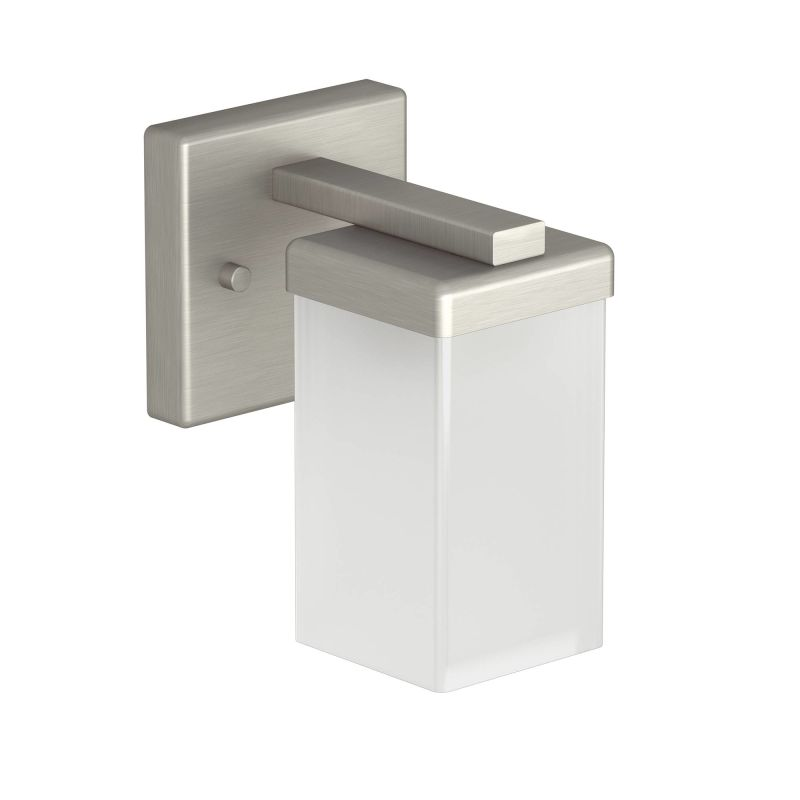 Moen CSIDN0763BN Brushed Nickel Bathroom Light - Build.com