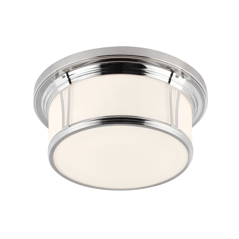 Murray Feiss Ceiling Fan Light Kit: Murray Feiss SF308PN Polished Nickel Ceiling Light