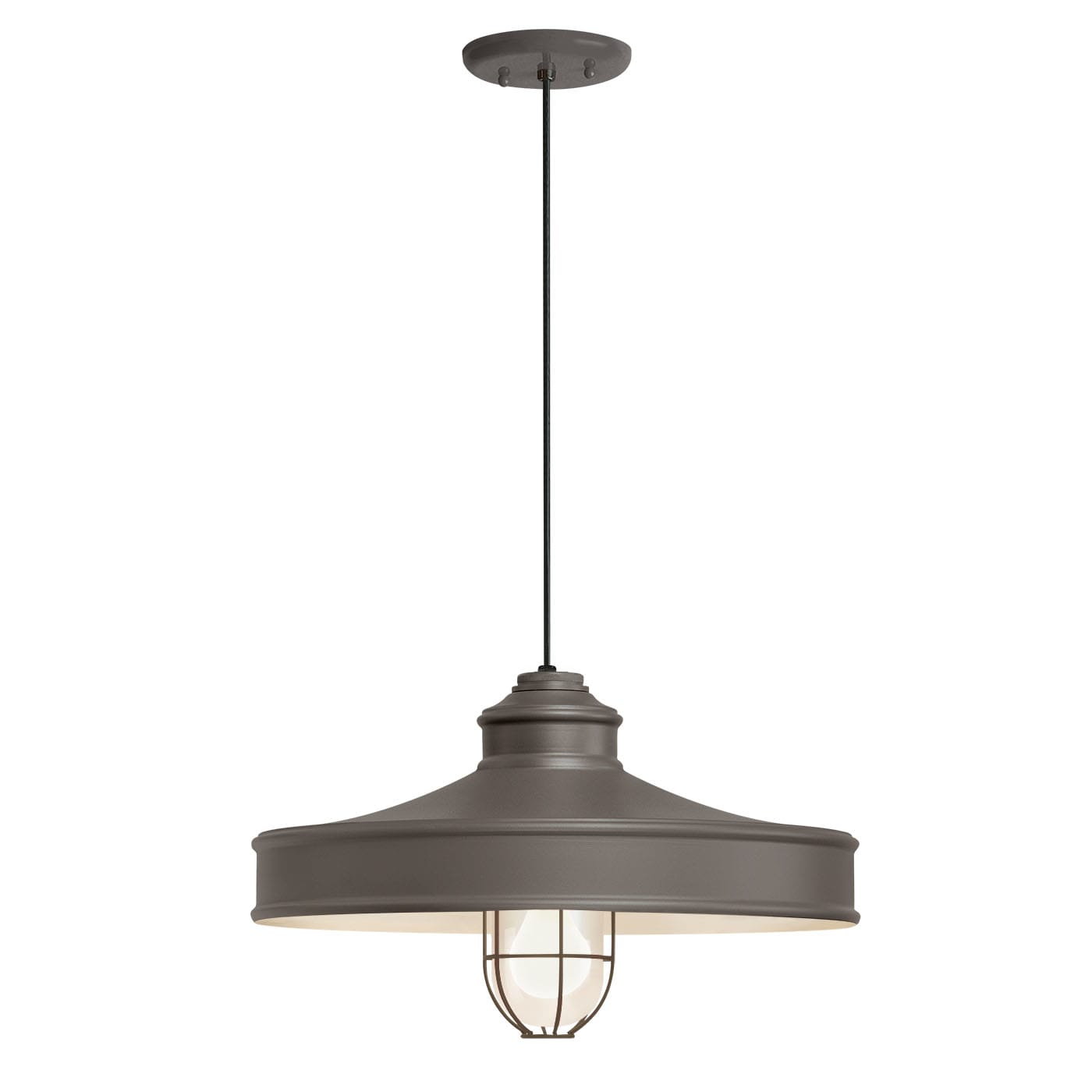 Troy Rlm Lighting 5dnc16mfggbk Bc Black Nostalgia 16 Wide