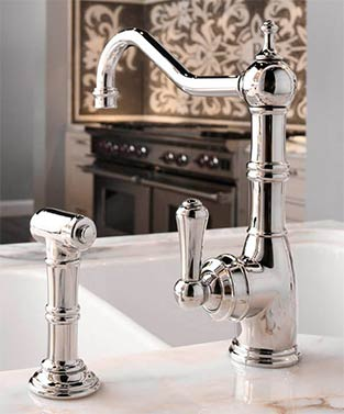 victorian style kitchen faucets how to choose a kitchen faucet 8952