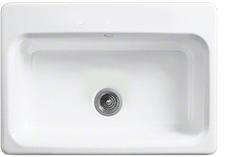 center drain sinks