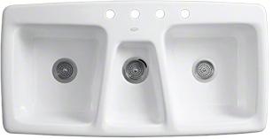 triple bowl sink how to choose a kitchen sink  rh   build com