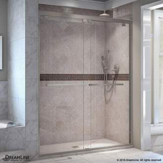 Dreamline Shower Amp Tub Doors Build Com Shop Infinity Glass