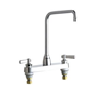 Chicago Faucets 1100-HA8-369VPAAB