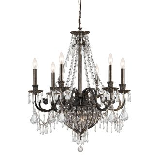 Crystorama Lighting Group 5166-CL-MWP