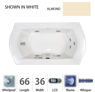 Jacuzzi SAL6636 WCR 5IW
