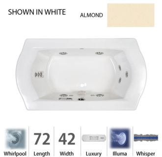 Jacuzzi SAL7242 WCR 4IW